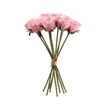 Pink Roses Bundle 9pc