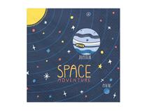 Space Adventure Party Napkins 20pk