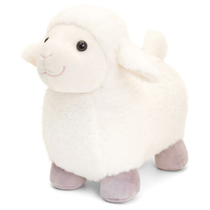 Keel Toys Standing Sheep Baby Lamb Soft Toy 30cm