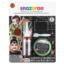 Snazaroo special effect face painting kit