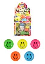Smiley Face Yo-Yo Party Bag Favours - 72pk