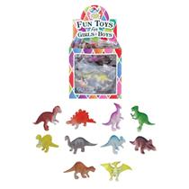 Assorted Mini Dinosaur Figures 96pk