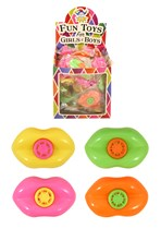 Lips Whistle Party Bag Favours - 48pk