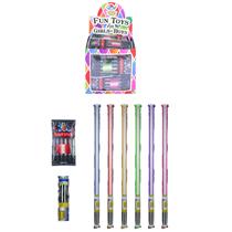 Self Inflating 70cm Light Saber Sticks 48 Pack