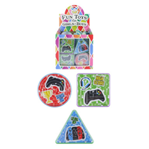Assorted Gaming Puzzle Mazes 96pk