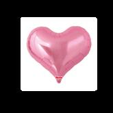"Metallic Pink 14"" Jelly Foil Balloon"