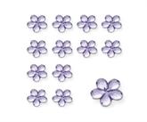 Lilac Wedding Flower Diamantes 28gm