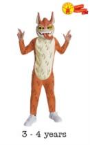Children's Skylanders Trigger Happy Fancy Dress Costume 3 - 4 yrs