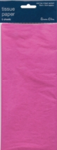 Cerise Tissue Paper 5 sheets