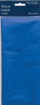 Blue Tissue Paper 5 sheets