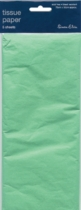 Green Tissue Paper 5 sheets