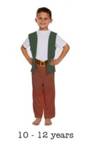 Children's Big Friendly Giant Book Day Fancy Dress Costume 10 - 12yrs