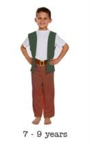 Children's Big Friendly Giant Book Day Fancy Dress Costume 7 - 9 yrs