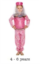 Children's Bollywood Fancy Dress Costume 4 - 6 yrs