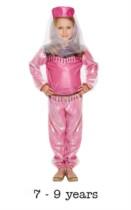 Children's Bollywood Fancy Dress Costume 7 - 9 yrs