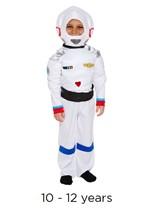Children's Astronaut Fancy Dress Costume 10 - 12 yrs