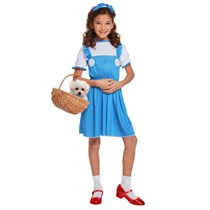 Country Girl Dorothy Children's Costume Wizard