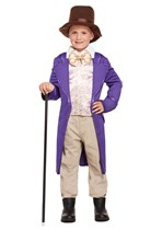 Children's Chocolate Factory Costume Ages 4 - 12 yrs