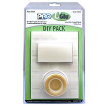 """UGLU Pack (160 Dashes, 1"""" x 60"""" Roll, 1"""" x 3"""" Strips)"""