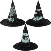Children's Spooky Halloween Witch's Hat