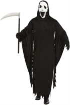 Adult Halloween Demon Ghost Costume