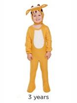 Christmas Reindeer Fancy Dress Costume - Toddler