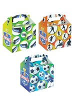 Football Party Lunch Box