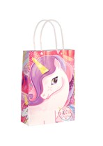 Unicorn Paper Tote Bag 24pk