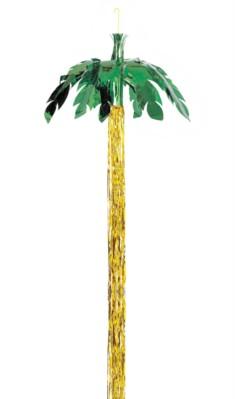 Foil Palm Tree Decoration