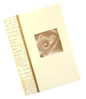 Love and Cherish Wedding Guest Book